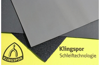 KLINGSPOR 230*281 Гритность 800