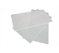 Лист G10 белый, 250*130*1,0