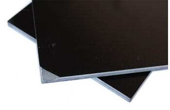 Лист G10 черный, 250*130*6,0
