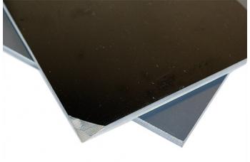 Лист G10 черный/серый, 250*130*6,0