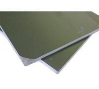 Лист G10 олива, 250*130*6,0