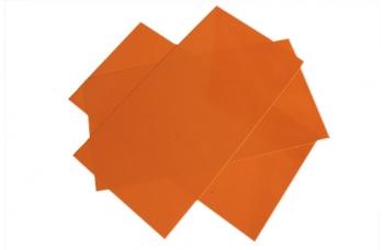 Лист G10 оранж, 250*130*1,0