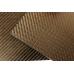 Carbon  плашка 130х105х12 мм