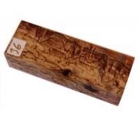 Стабилизированая древесина 36