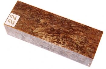Стабилизированая древесина 22