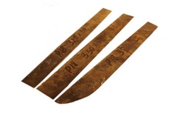 Ламинат/ K390 280*37*3,8 (центральный слой K390 длинной 150-170мм)
